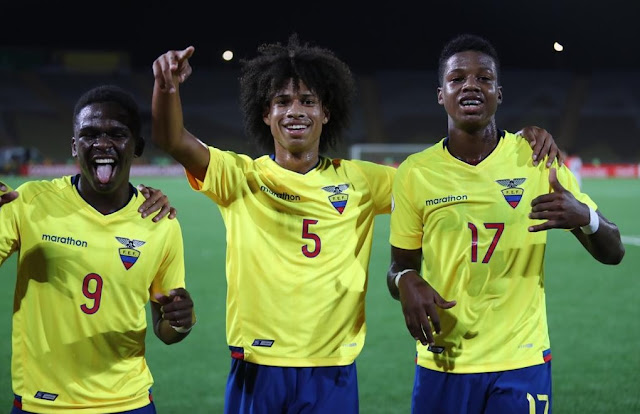 La Minitri clasificó al Mundial de Futbol 2019