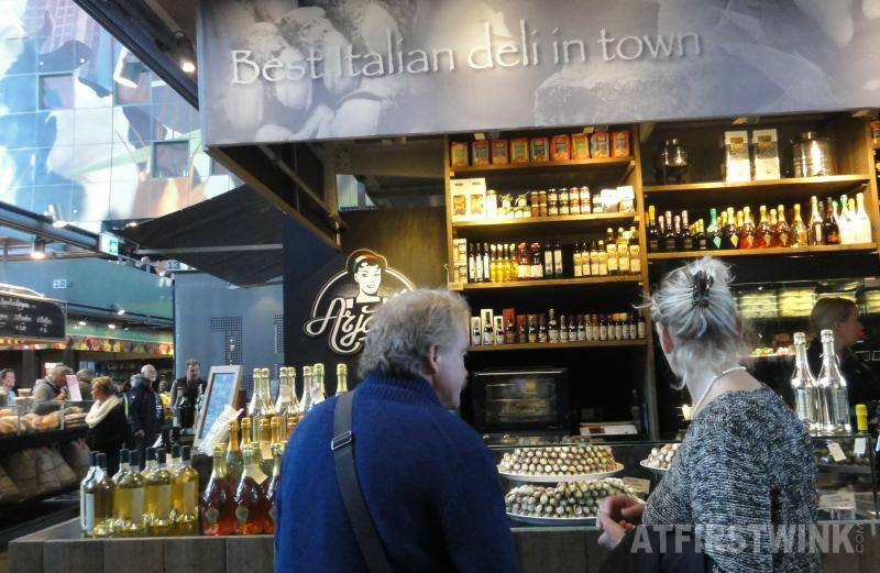 arjaa's best italian deli in town rotterdam markthal netherlands