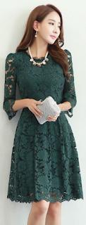 dress kebaya modern
