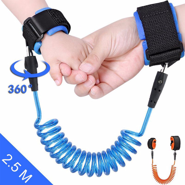 Kids Safety Belt Anti Lost Harness Protection
