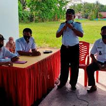 Satu Rumah Satu Pemilih,  Pemilihan Anggota BPD di Bassiang Timur Jadi Meriah