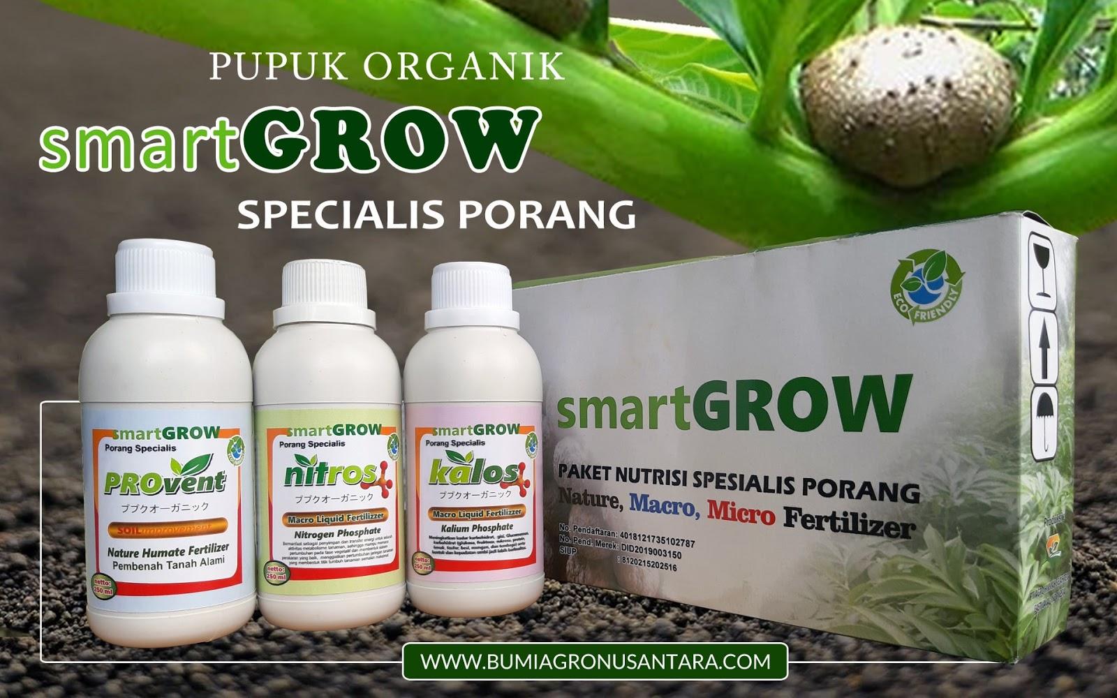 pupuk porang, pupuk porang organik, popok porang smartgrow, pupuk porang kimia, pupuk porang terbaik, pupuk porang terpercaya,