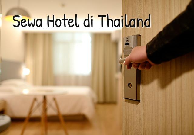 Sewa hotel di Thailand