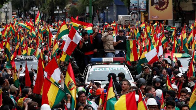 Experto condena el golpe de Estado en Bolivia y lo compara al de 1973 en Chile