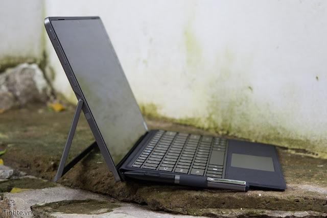 Đánh giá chi tiết laptop Acer Switch Alpha 12