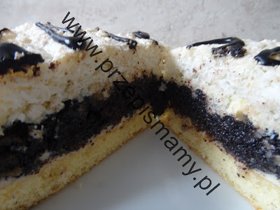 """Ciasto """"Kora makowa"""""""
