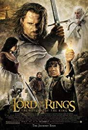 The Lord of Rings - highest rated movies on imdb
