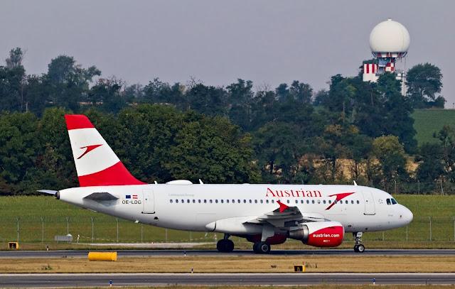 شركة الخطوط الجوية النمساوية توقف رحلاتها نحو الصين