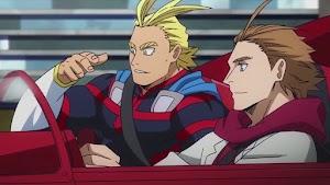 My Hero Academia: 2 Heróis  trailer dublado completo