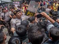 Misteri Pemilik Terrano dalam Aksi Demo SBY