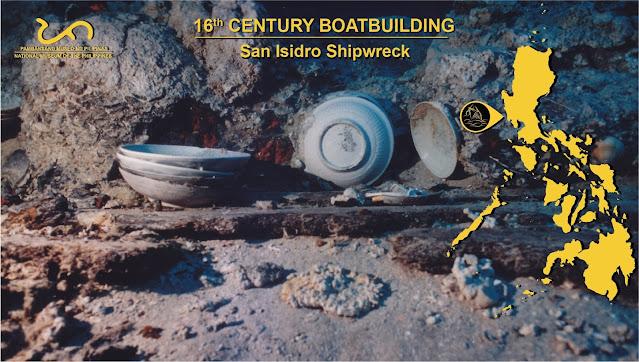 The San Isidro Shipwreck - 16th Century Boatbuilding | [Cabangan Municipality, Zambales Province]
