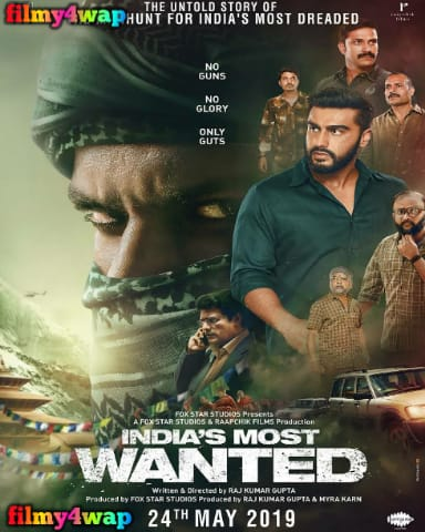 Indias most wanted (2019) full movie