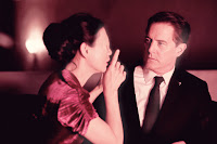 Kyle MacLachlan and Nae in Twin Peaks Limited Event Series (4)