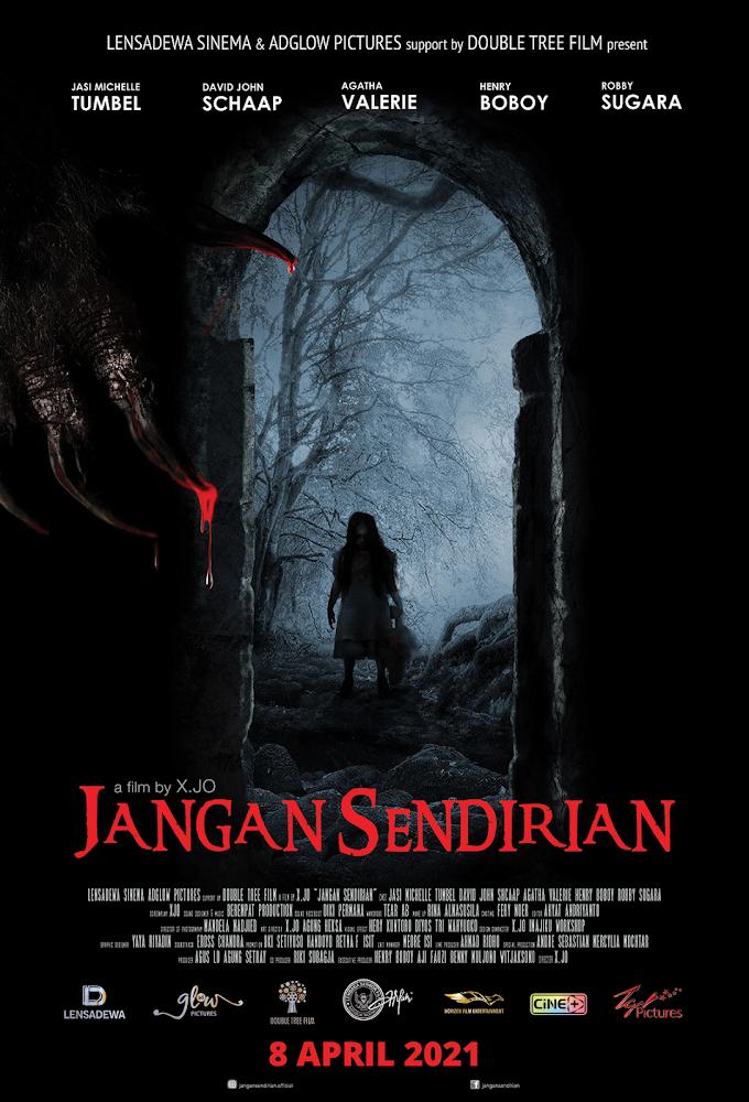 Review Filem Jangan Sendirian