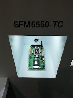 Lector de huellas Suprema SFM5550