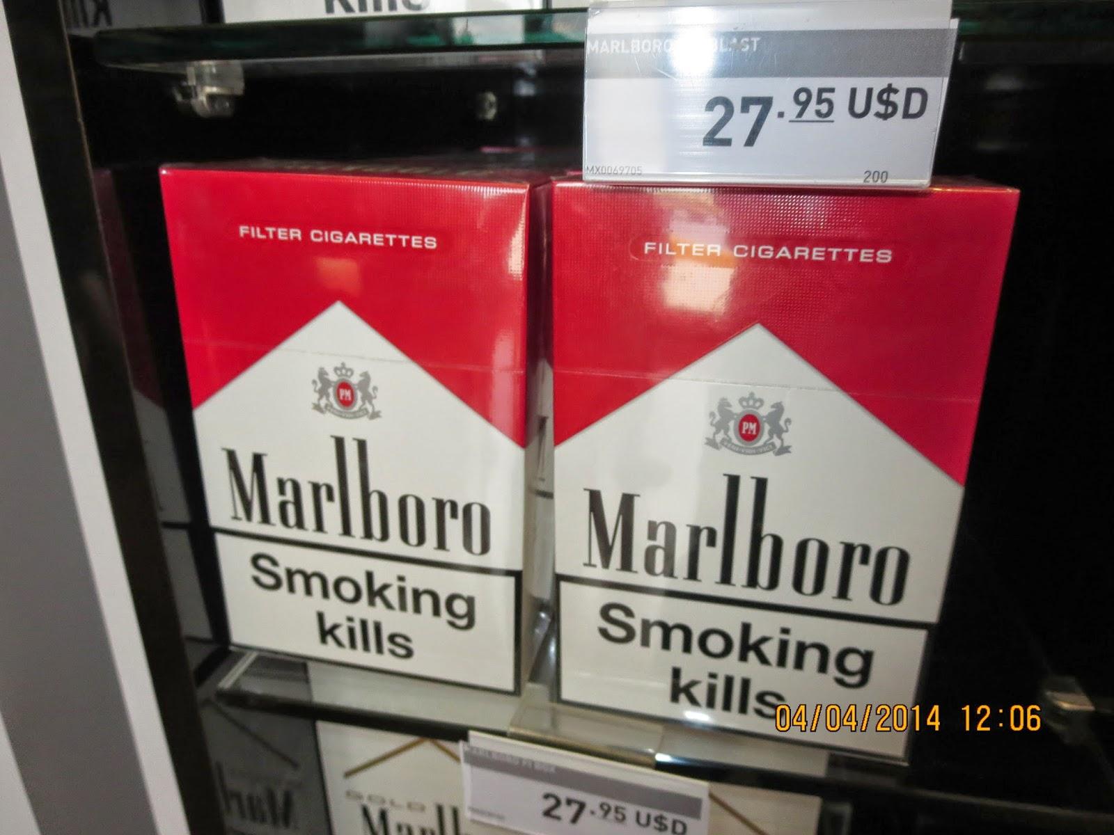 Mexico Cigarettes – Billy Knight