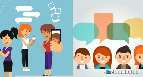 ilustrasi: Strategi Online dan Offline