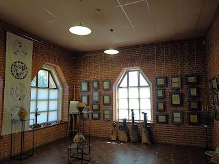 Опошня. Музей семьи Кричевских. Дом Кричевского-Лебищака