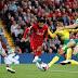 Liga Inggris: Hasil Laga Liverpool Vs Norwich, The Reds Menang 4-1
