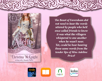 Adeline by Christina Mcknight Review and Teaser