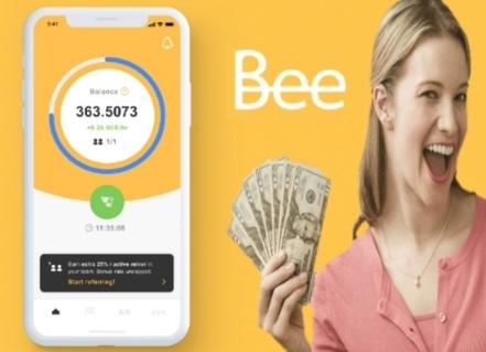 حقيقة تطبيق Bee Network للتعدين على عملة بي نتورك المشفرة - Elhaiah Tech