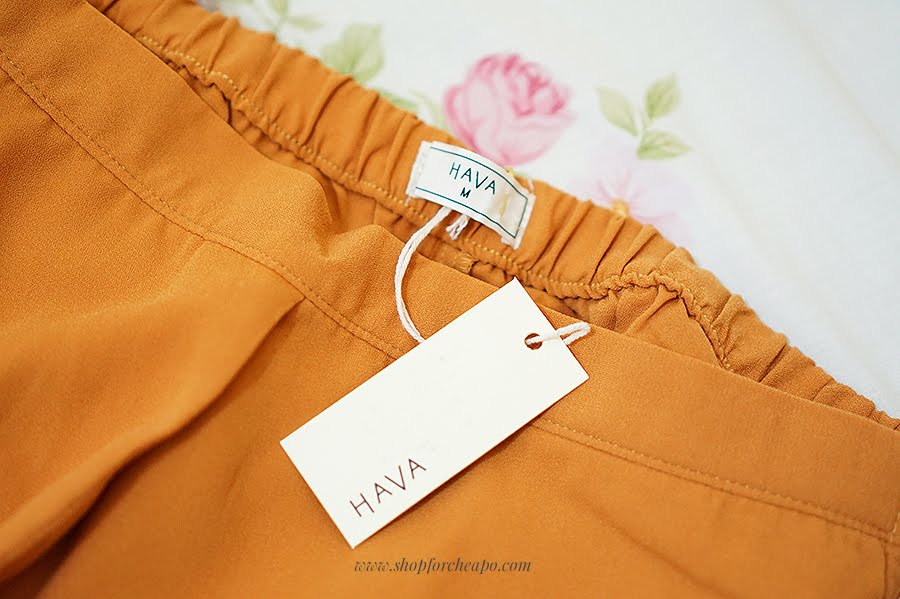 review unboxing hava fashion indonesia online