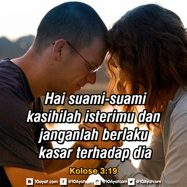 Kolose 3:19