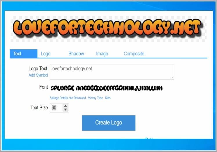 Φτιάξτε  εύκολα λογότυπα  με το  Cool Text