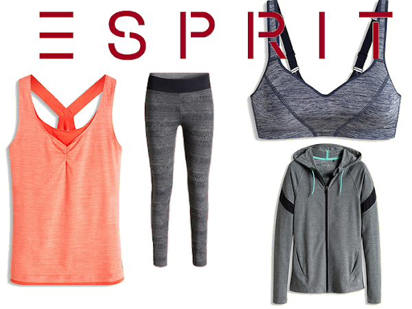 Perfecte sportoutfit van Espirit | Fashion inspiration