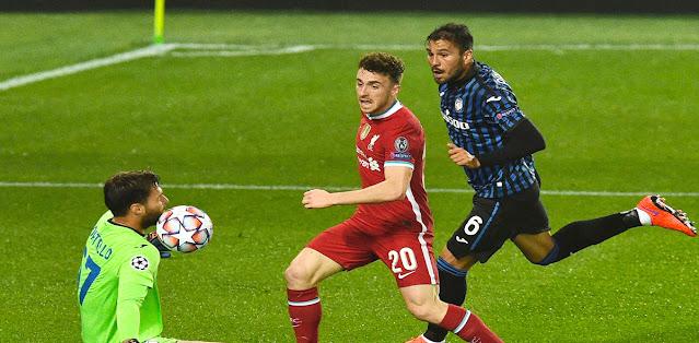 Atalanta vs Liverpool Highlights