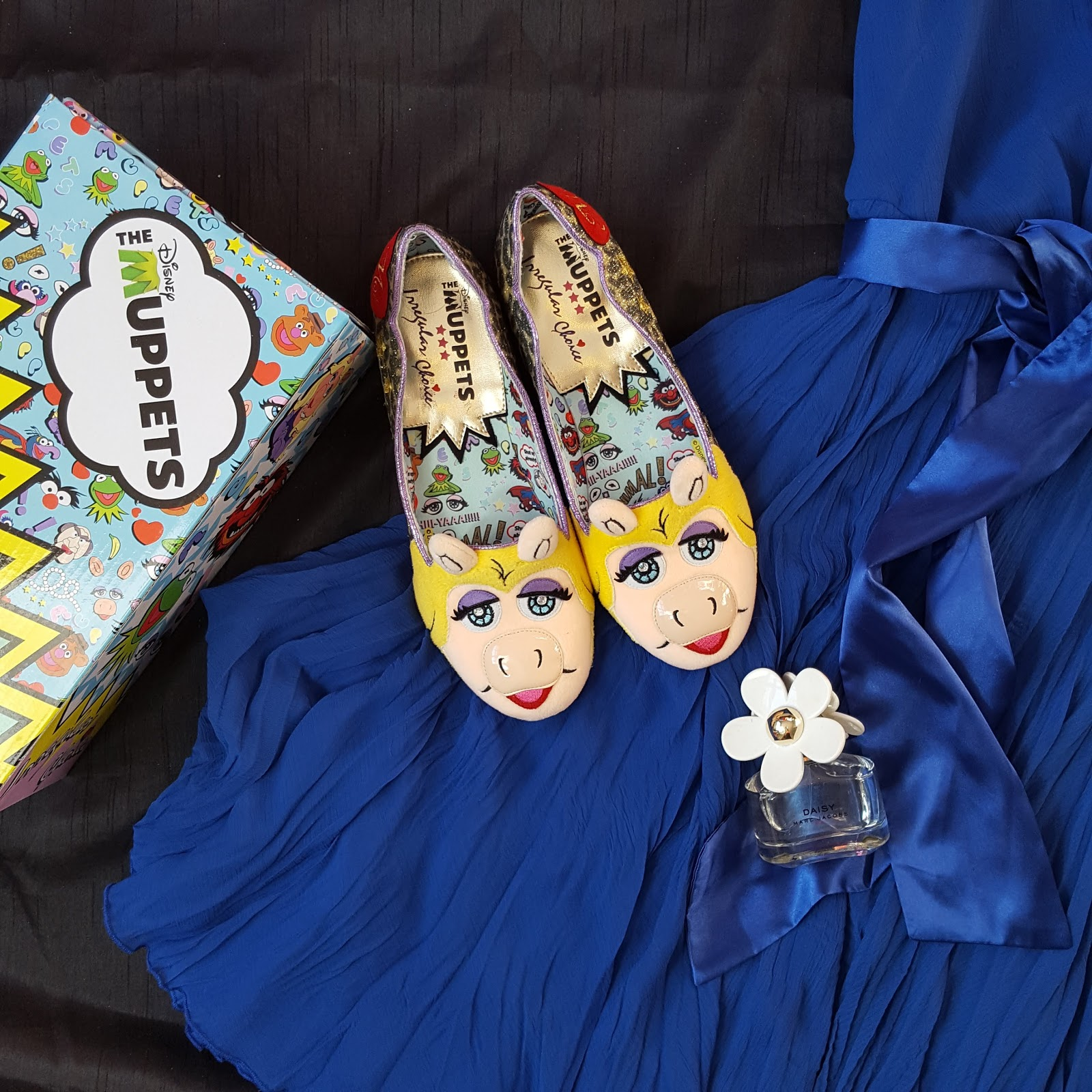 Irregular Choice Miss Piggy Shoes