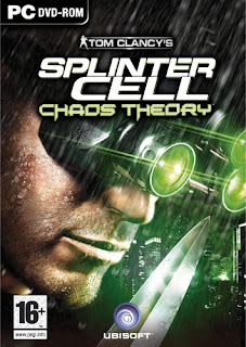 Tom Clancy's Splinter Cell Chaos Theory Repack by CorePack - www.redd-soft.com