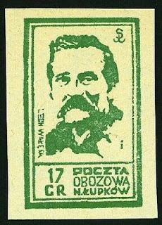 1982 Lech Walesa Poland Solidarity Underground Post Poczta Solidarnosc