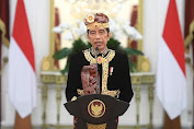 Buka Pesta Kesenian Bali ke-43, Presiden: Kunci Utama Pemulihan Bali ialah Kemampuan Tangani Pandemi