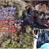 How driver was rescued after Badulla CTB bus fell into precipice ...  killing student and injuring 34