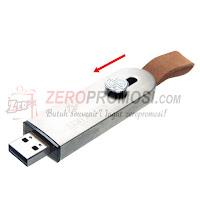 Flashdisk Metal slider FDMT25