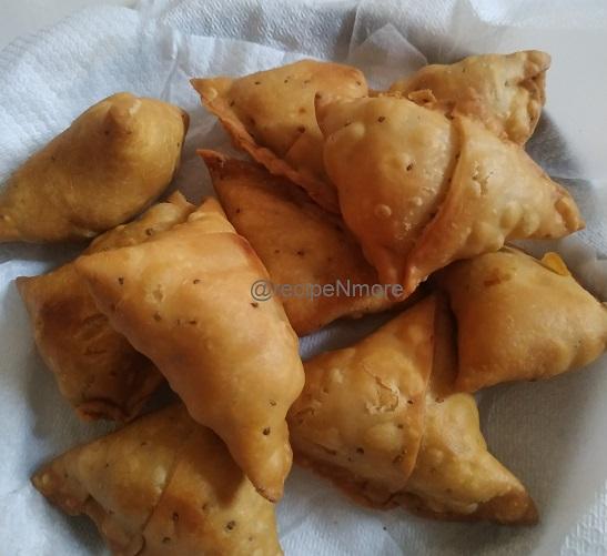 samosa recipe in marathi