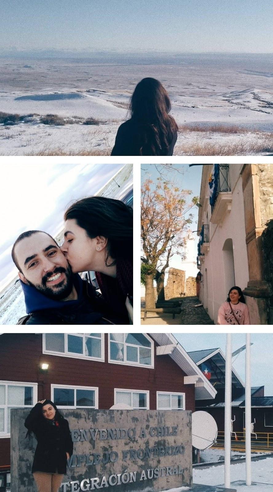 Compilado de imagens das viagens de carro pela Argentina e Uruguai.