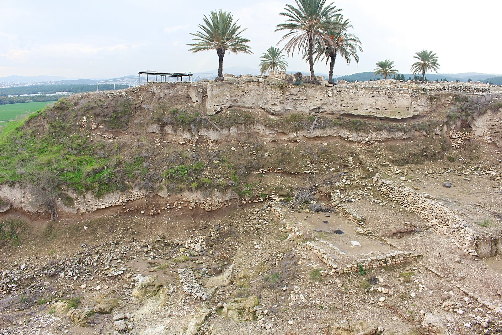 Tel Megiddo (Armageddon): A Pilgrimage to the Holy Land Israel
