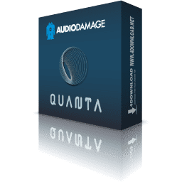 Download Audio Damage - AD046 Quanta v1.1.0 Full version