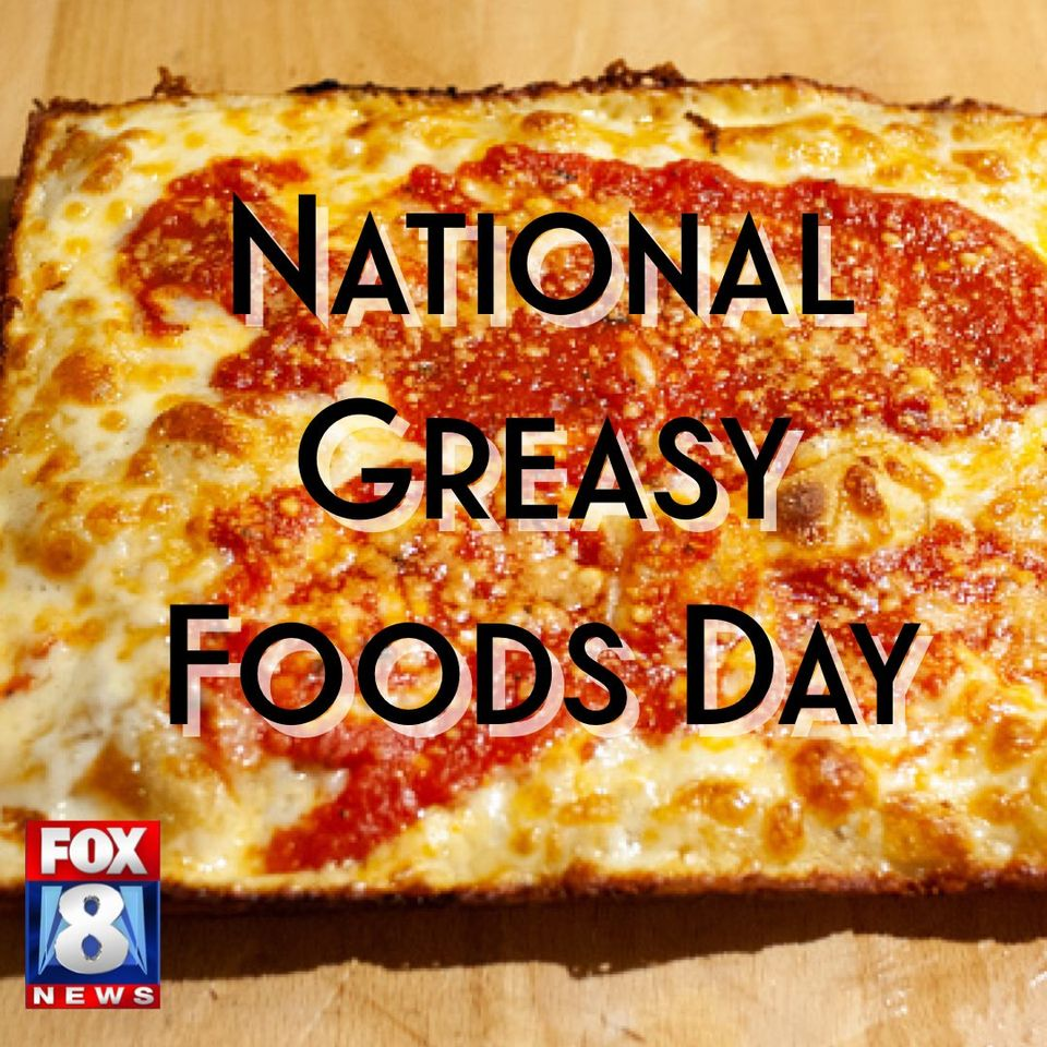 National Greasy Foods Day Wishes Awesome Images, Pictures, Photos, Wallpapers