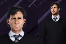 Luis Milla Manager Face - PES 2020