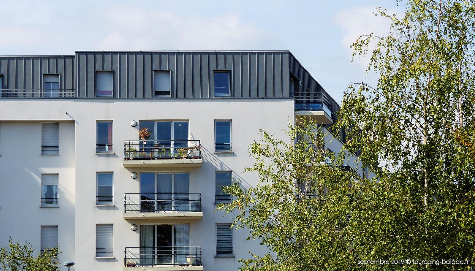 Résidence City & Park, Tourcoing Flocon.