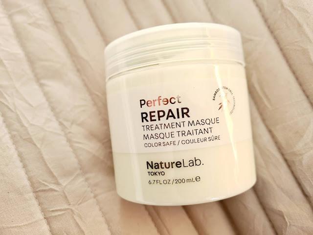 NatureLab Tokyo Perfect Repair Treatment Masque review