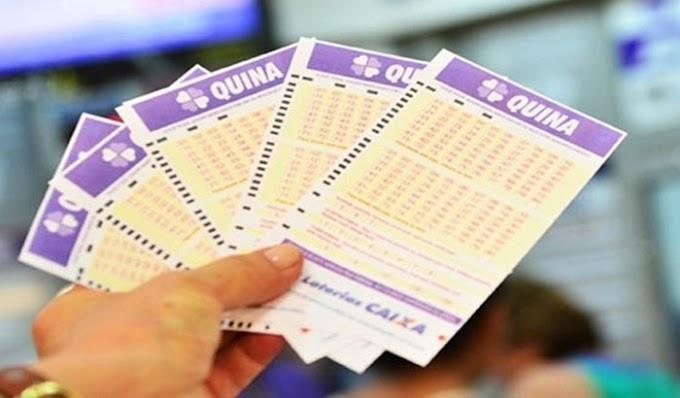 Apostador de Teresina fatura R$ 3,7 milhões na Quina