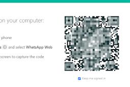 Cara Buka WhatsApp Web Di Browser dari Hp Android