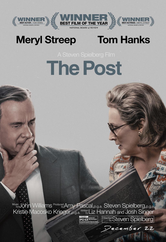 Nonton Film The Post (2017)