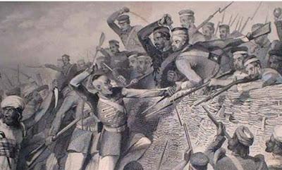 सन् 1857 की क्रान्ति की असफलता के कारण