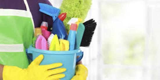Γυναίκα αναλαμβάνει κάθε είδους οικιακή εργασία ή την φύλαξη ηλικιωμένων