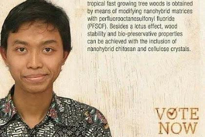 Dukung Calon Doktor Muda Dari Jepara Raih Penghargaan Kehutanan Tingkat Internasional